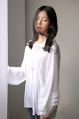 :RTO0802 bloom blouse